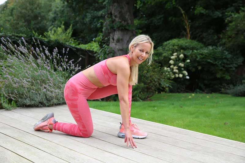 Get stronger joints, tendons and ligaments in your 40s and 50s (Generation X)